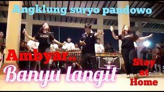 Download Banyu langit ( didi kempot ) // angklung suryo pandowo /