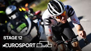 Tour de France 2020 - Stage 12 Highlights | Cycling | Eurosport