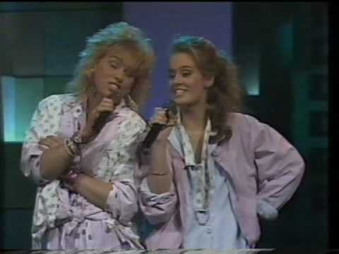 "Eurovision 1986 - Netherlands - Frizzle Sizzle ""Alles Heeft Ritme"""