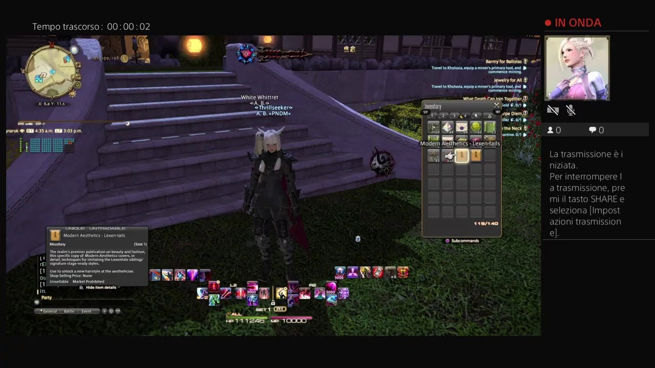 Ffxiv Great Lengths Hairstyle - Haircuts you'll be asking ...