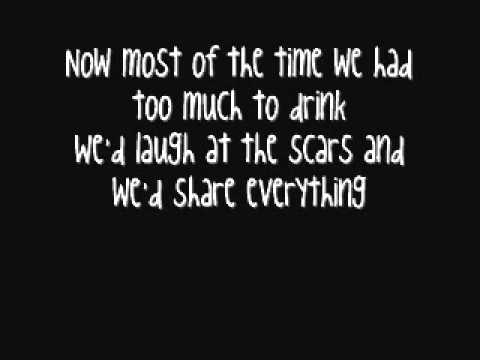 Mayday Parade-Terrible Things Lyrics+Download - 11.6KB