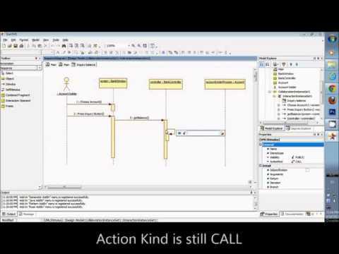 Star UML Sequence Diagram (Design Model)  YouTube