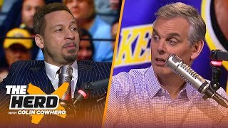Magic steps down, Chris Broussard on why L