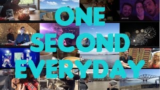 One Second Everyday - Chris Anderson (Micro-Vlog)