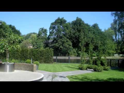 Online presentatie peter hoek tuinontwerp en aanleg youtube - Tuinontwerp ...