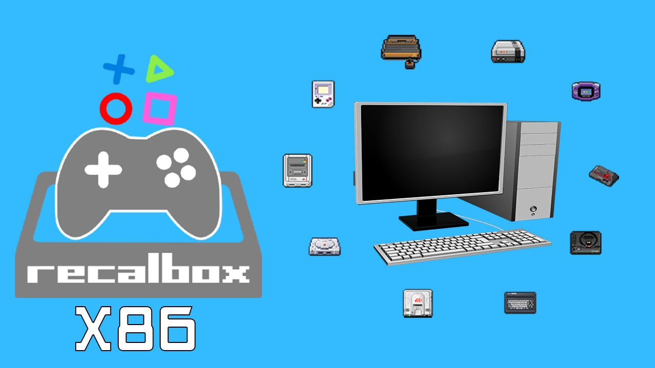 Recalbox On PC Batocera Linux Recalbox X86