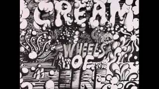 Cream - White Room - Wheels of Fire