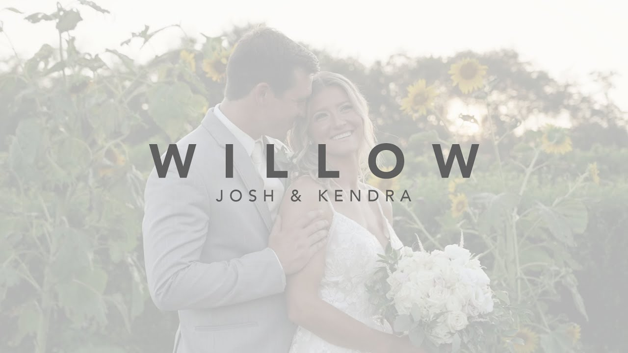 WILLOW - A Cinematic Wedding Video by Ethan Hoover