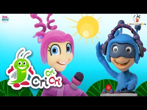 1 Iunie – karaoke | CriCriCri #cantecepentrucopii – Cantece pentru copii in limba romana