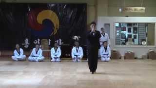 Hong Ik Martial Arts Demonstration by Grand Master Yoo