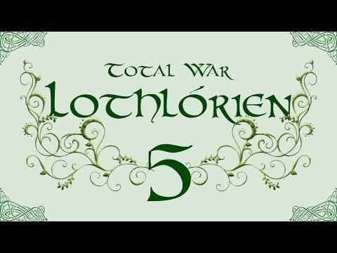 TATW: Divide & Conquer V2.2, Lothlórien Total War - 5, Dol Guldur