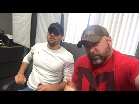 The NEW Tiger Fitness Podcast - Live With Steve and Trey