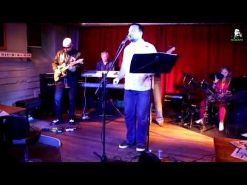 """""""GROOVE BAND"""" in bar """"Dreadnought"""" 29.06.16 - Englishman in New York"""
