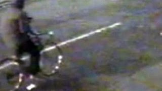 Watch: Video of Times Square bombing suspect