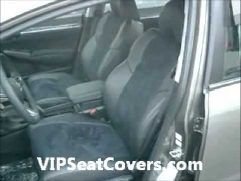 Clazzio Honda Civic Sedan VIPSeatCovers.com