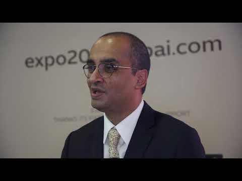 Sanjive Khosla, deputy chief visitor experience officer, Expo 2020