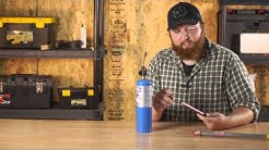 How to Connect Copper to Galvanized Plumbing : Plumbing Repair
