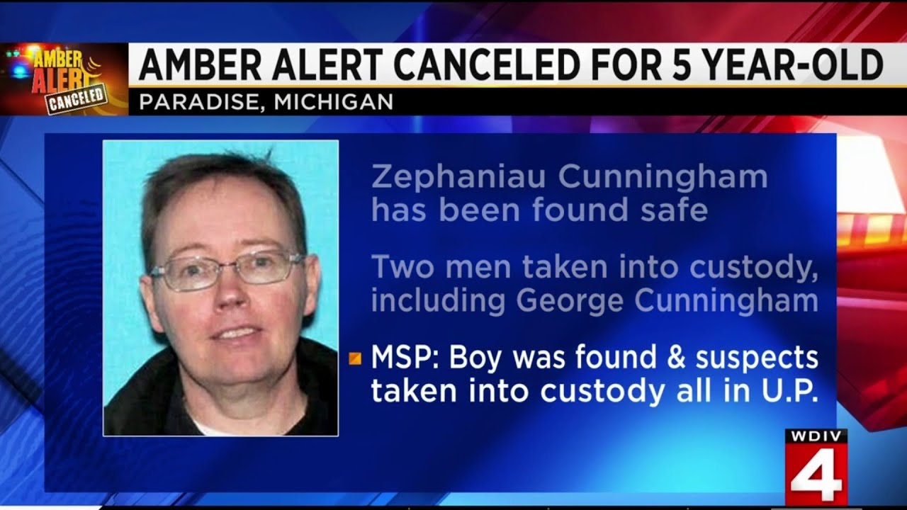 Amber Alert deactivated after 1-year-old found and suspects taken into custody