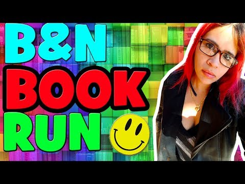shopping-for-books-|-barnes-&-noble-book-store-vlog