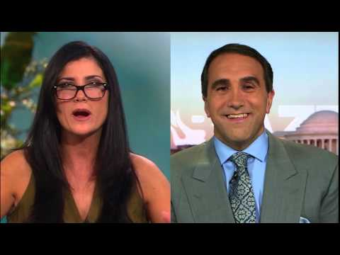 Marc Morano of Climate Depot on The Blaze - w/ Dana Loesch - Walruses & Climate 10-02-14