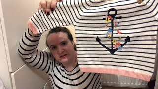 H&M haul   baby clothes   January 2019  6-9 months   baby girl