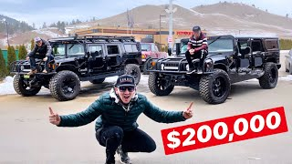 Download BUYING A SECOND $200,000 HUMMER H1 *MILITARY GRADE* Mp3 and Videos