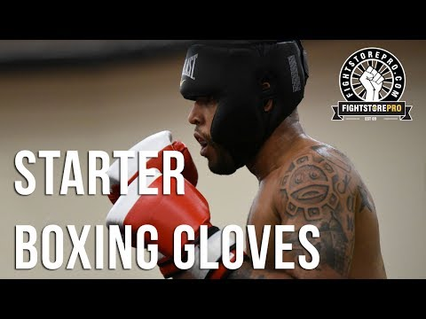 Beginners Boxing Gloves - Full Review