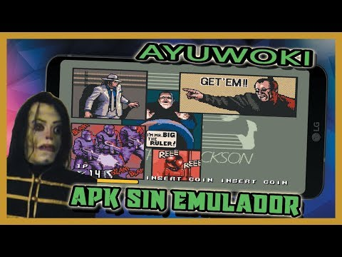 👹 AYUWOKI! Michael Jackson: Moonwalker Arcade Game PAra Android [APK-SIN EMULADOR] 🥇🕹️
