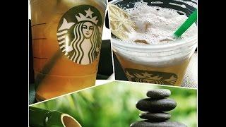 Peach Zen Refresher (secret Starbucks Menu)