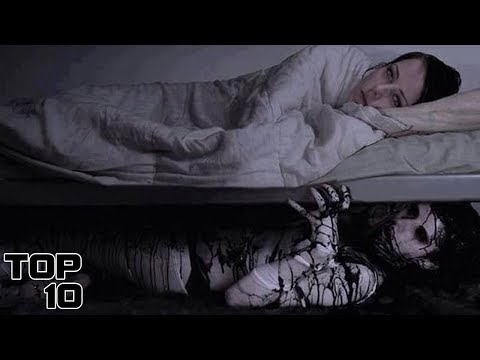 Top 10 Scary Facts About Sleep