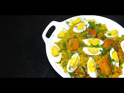 Kedgeree - How To Make Kedgeree - Smoked Fish & Rice - Youtube