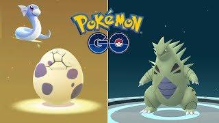 EL MEJOR EVOLUCIONANDO TODO LO QUE ECLOSIONO DEL CANAL! [Pokémon GO-davidpetit]