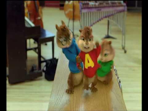 Alvin et les chipmunks 2 bande-annonce poster