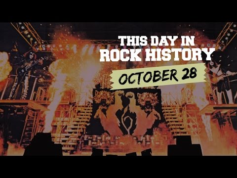 Kiss Is 'Alive' Once More, Neil Young Looks Back - October 28 in Rock History
