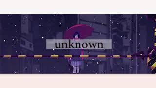 nothing, nowhere - sinker (UNKNOWN SENPAI GIFMUSIC)