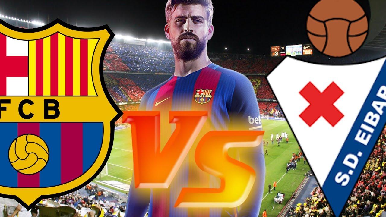 ÚLTIMA JORNADA   FC BARCELONA vs EIBAR   NUEVAS EQUIPACIONES