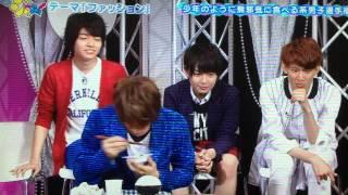 納豆食べてぎゃわいい(;_;)