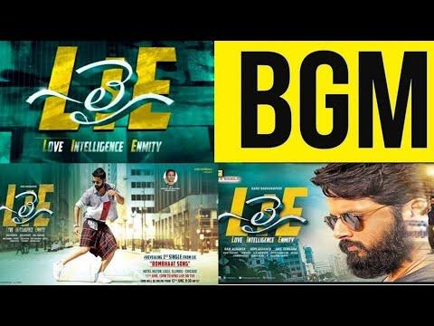 LIE Movie FULL BackGround Music #BGM |  BGMs | Mani Sharma | Nithin, Megha Akash
