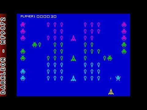 Sinclair Spectrum - Cosmic Guerrilla