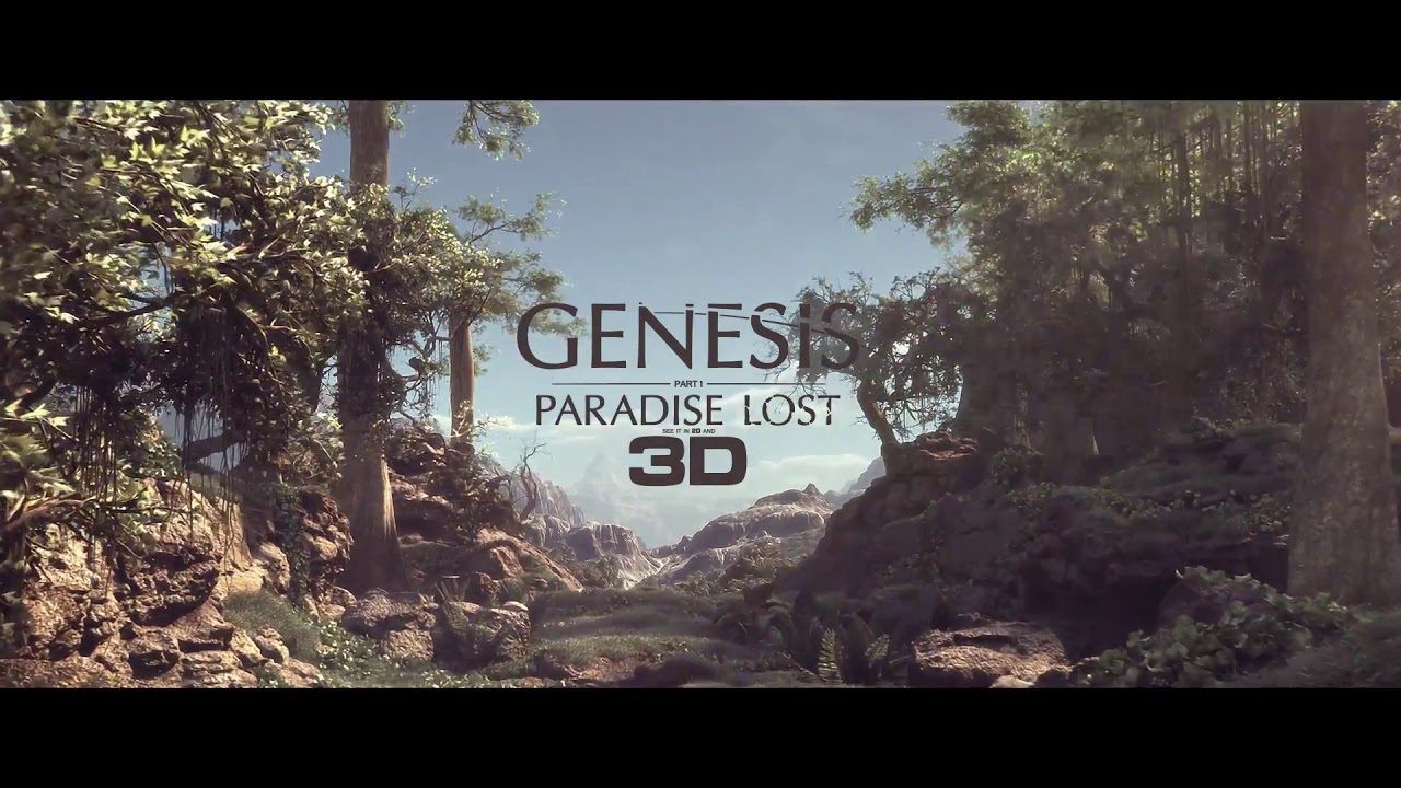 Genesis Vs. Paradise Lost (book Nine)