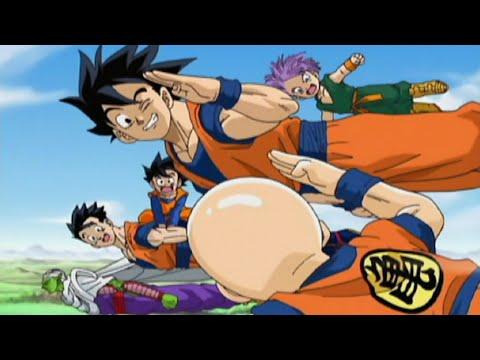 Dragon Ball Z Budokai 3 Opening - Playstation 2