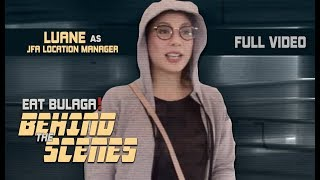 Eat Bulaga BTS | Luane Dy JFA Location Manager for a Day (FULL VIDEO)