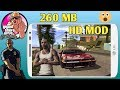 260 MB GTA San AndreasHD Graphics MOD Game Highly Compressed Full Step