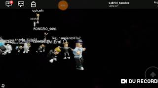 Dancing on the ROBLOX in the Lkk Zueira