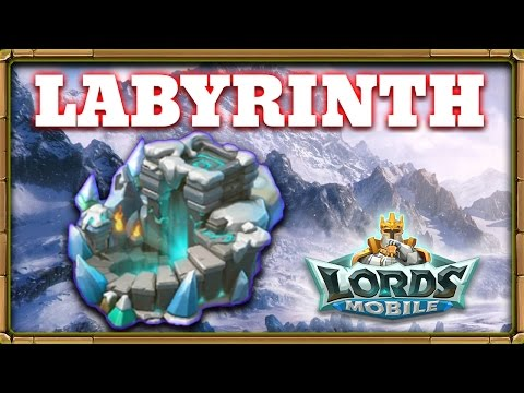 Lords Mobile LABYRINTH