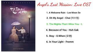 Download lagu [Playlist] Angel's Last Mission: Love (단, 하나의 사랑) OST Part 1 - 6