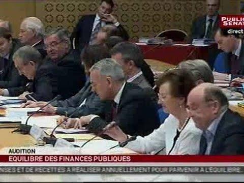Audition de Michel Mercier et François Baroin - Audition (24/05/2011)