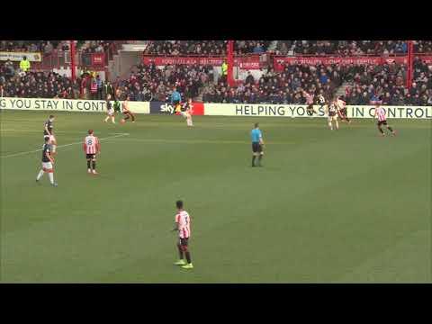Brentford v Middlesbrough highlights