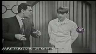 Carlitos Balá y Juan Carlos Calabró en El Hombre de Buenos Aires - El Albañil (1965)
