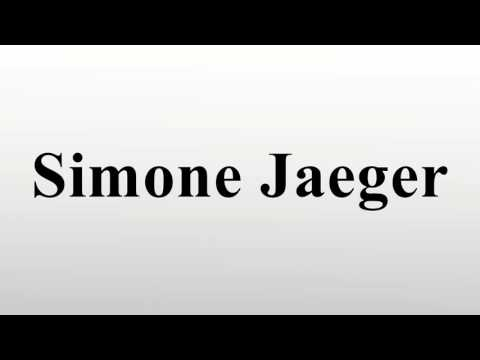 Simone Jaeger